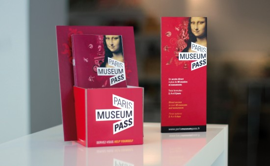Карта Paris Museum Pass3