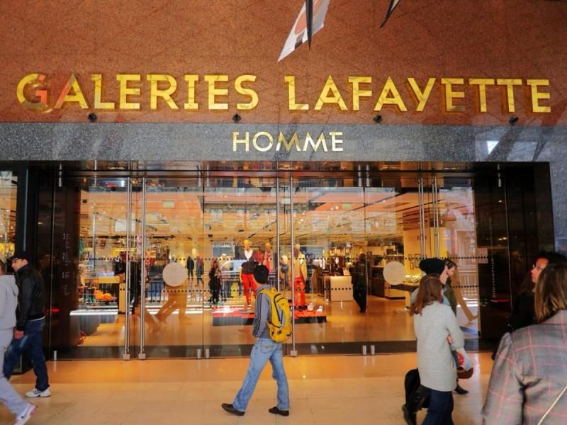 Lafayette Homme