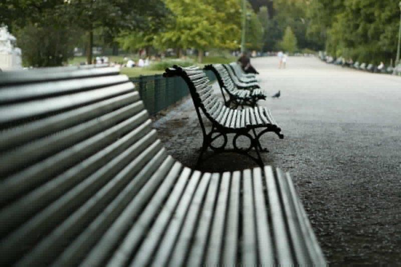 Парк Монсо в Париже8