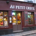 Ресторан  Au Petit Creux (1)