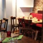 Ресторан  La Souris Verte (3)