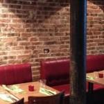 Ресторан  La Souris Verte (4)