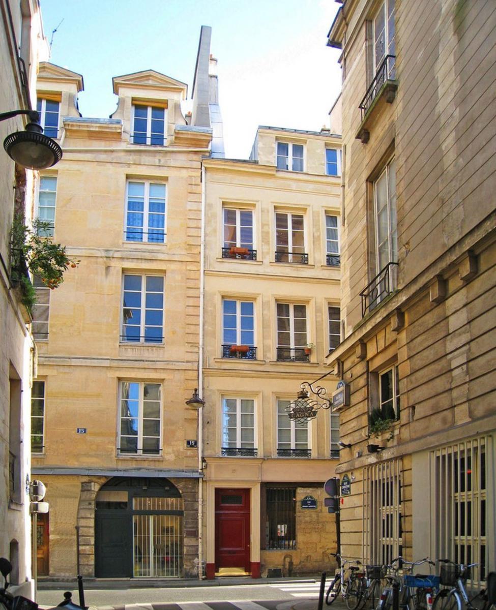 Стоимость квартиры в париже