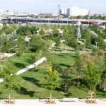 Парк Клиши-Батиньоли