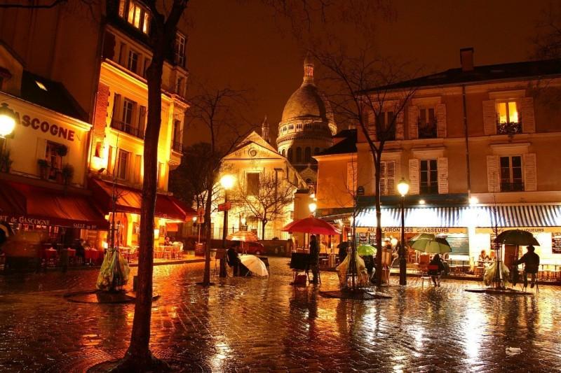 Ведьма с квартала Монмартр