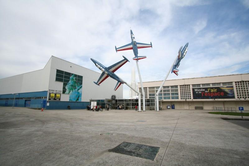 Аэропорт Ле Бурже