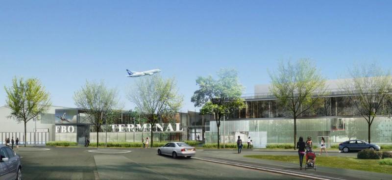 Аэропорт Ле Бурже5