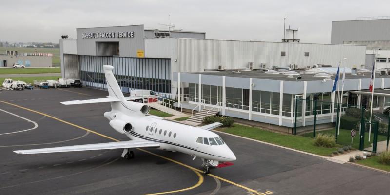Аэропорт Ле Бурже6