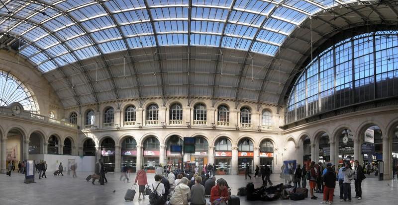 Железнодорожный Восточный вокзал 2