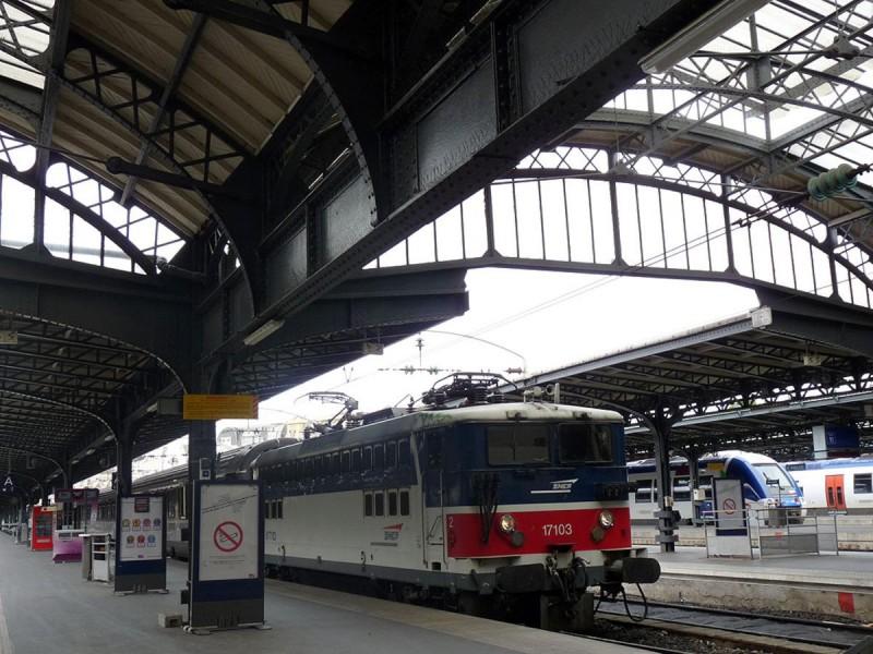 Железнодорожный Восточный вокзал 6