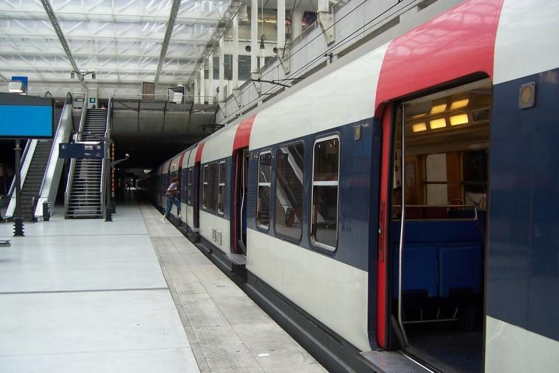 Железнодорожный вокзал Руаси-Шарль де Голль4
