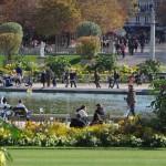 Погода в Париже осенью2