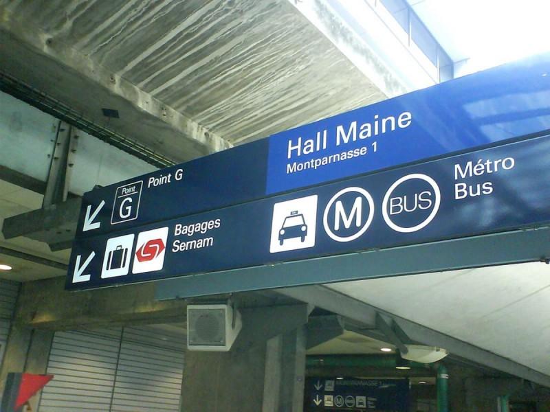 Gare Montparnasse8