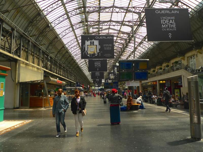 Восточный железнодорожный вокзал3