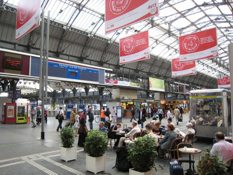 Восточный железнодорожный вокзал7