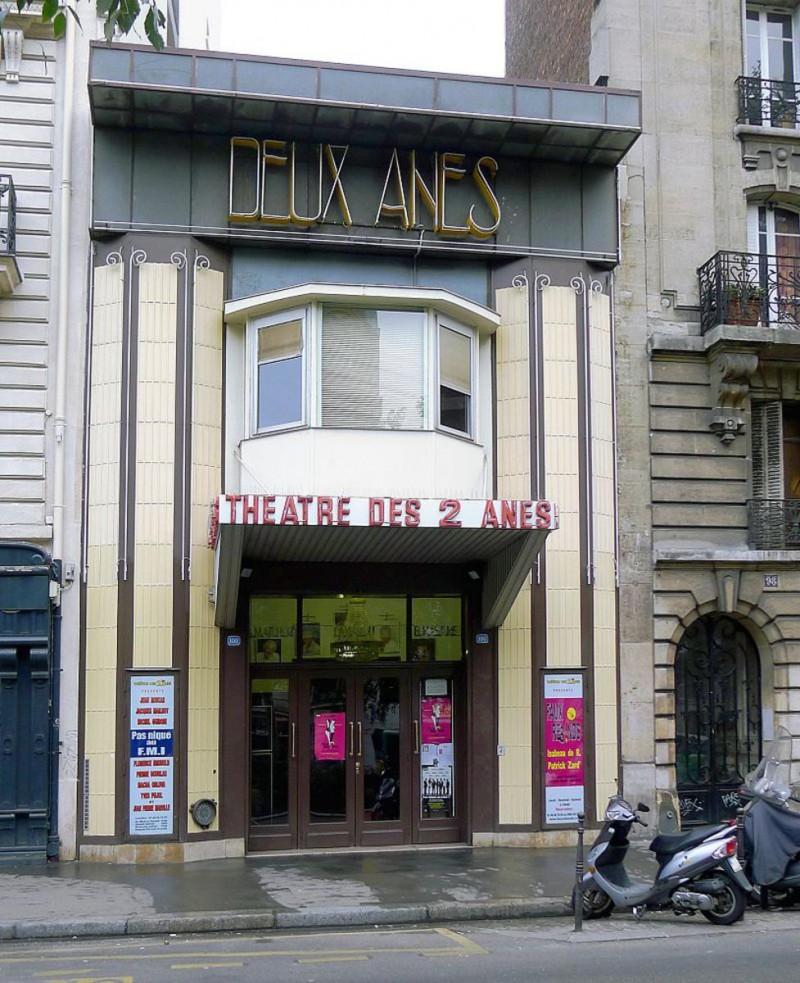 Театр Два осла