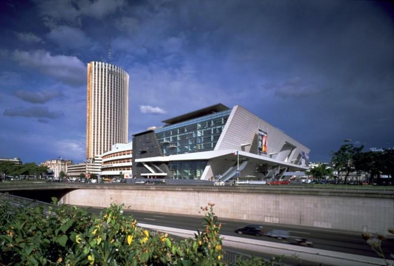 Дворец конгрессов