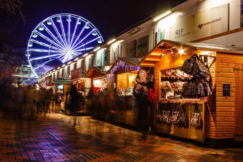 Рождественские ярмарки в Париже4