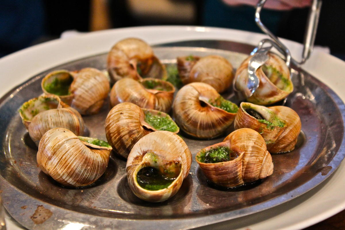 Французская кухня фото