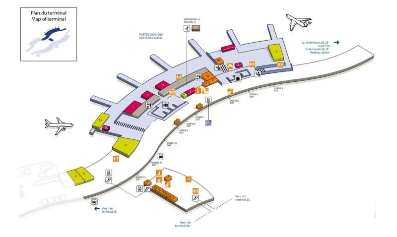 Терминал 2D