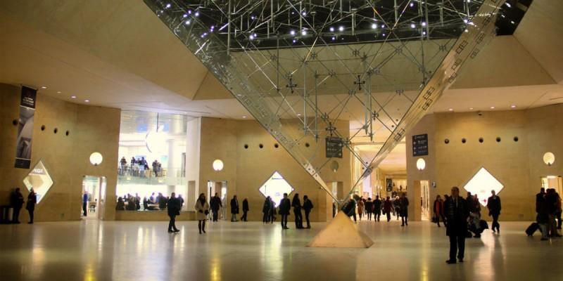 Торговый центр Carrousel du Louvre2
