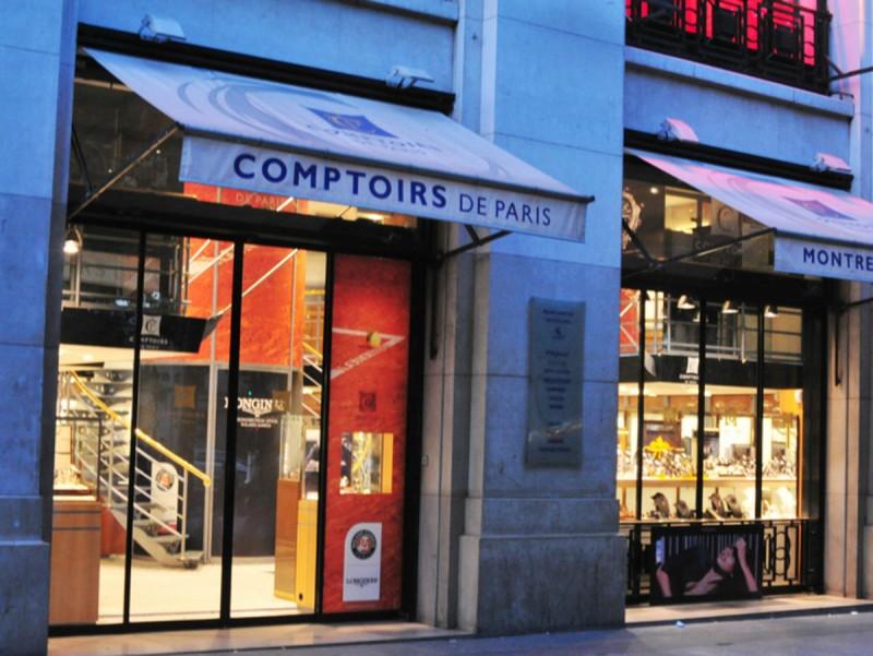 Comptoirs de Paris