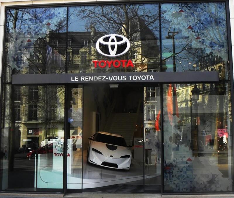 Le Rendez-Vous Toyota