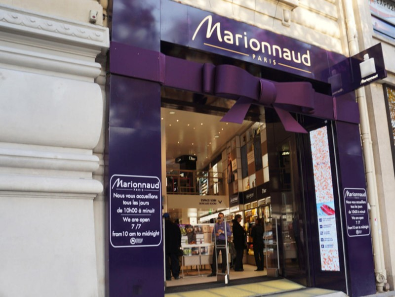 Marionnaud Paris