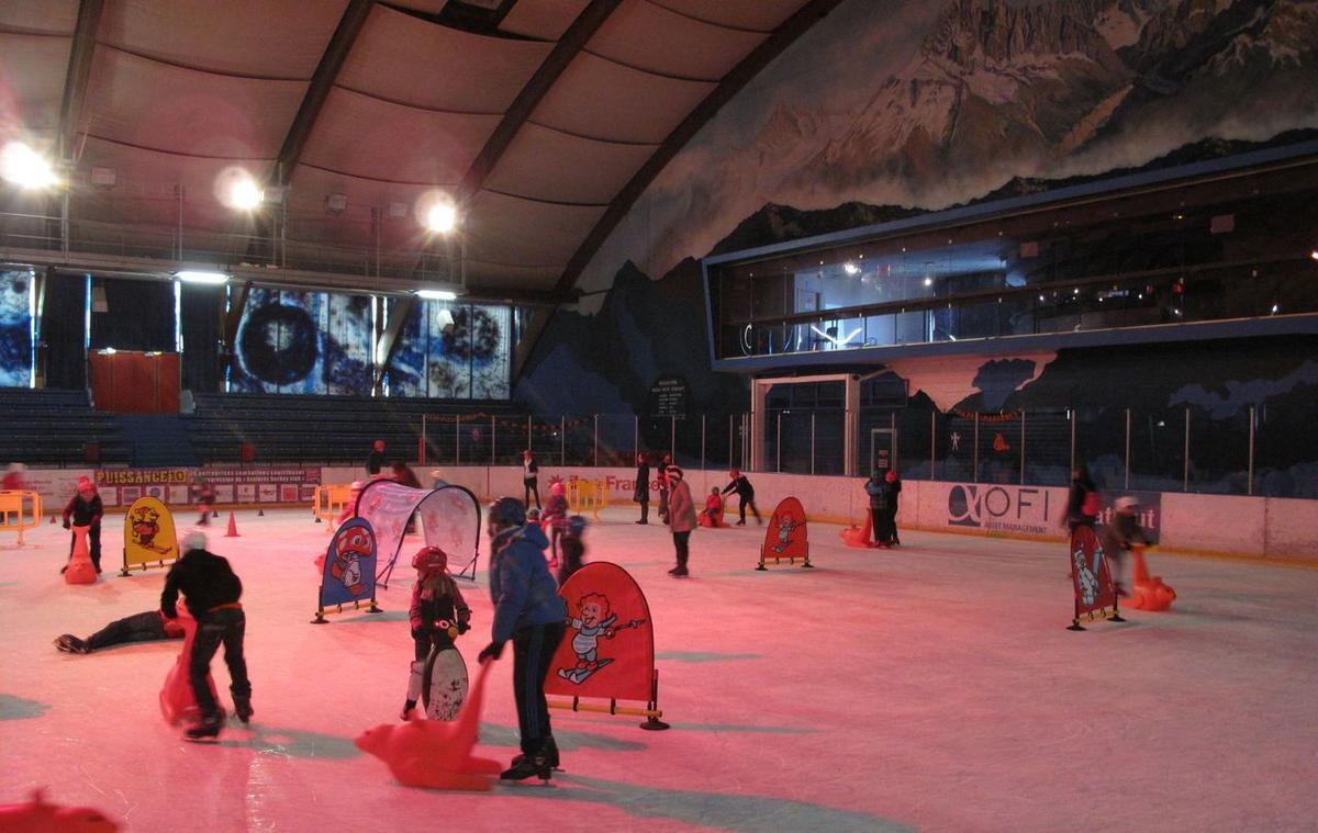 Любителей катания на коньках любого  ~ Horaire Patinoire Fontenay Sous Bois