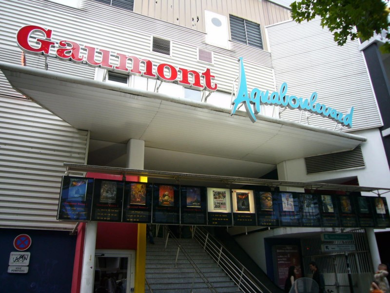 Aquaboulevard de Paris - крупнейший аквапарк в Европе2