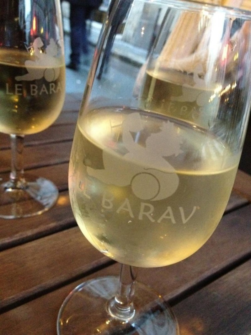 Винная Ле Барав - Le Barav2