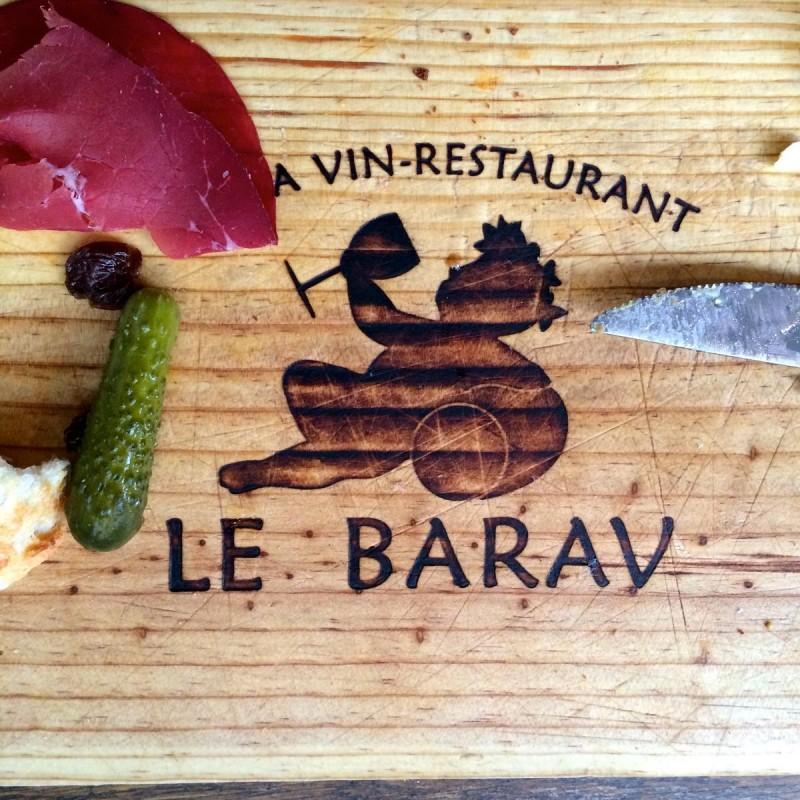 Винная Ле Барав - Le Barav5