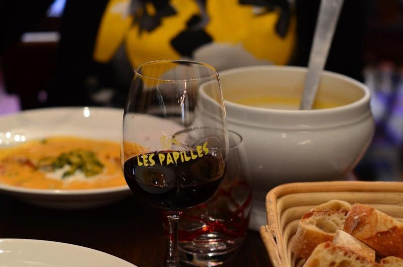 Винная Разнообразие вкусов - Les Papilles4