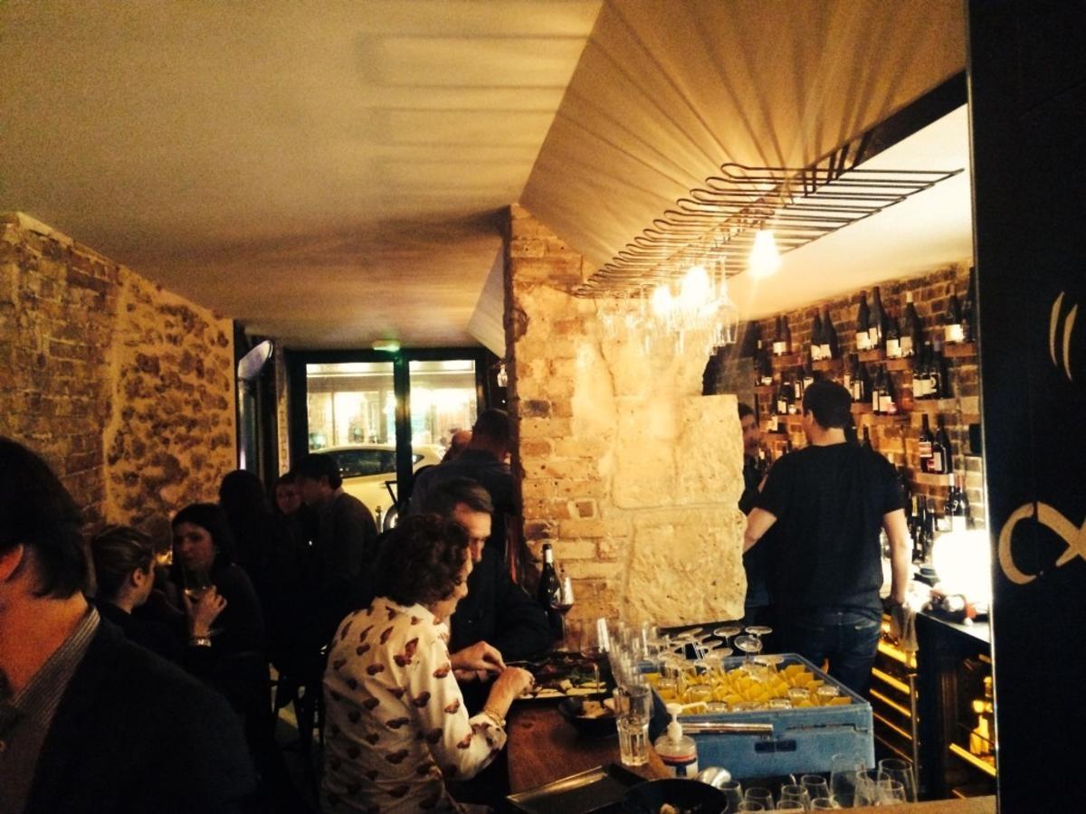 Винная Chez Nous3