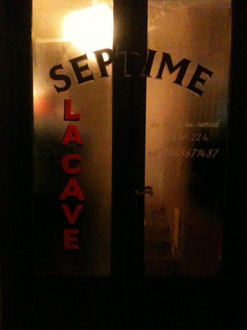 Винная Septime La Cave3