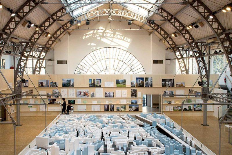 Музей градостраительства - Павильон Арсенала4
