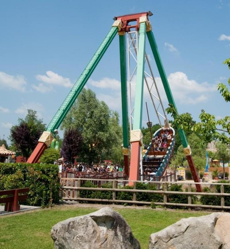 парк астерикс