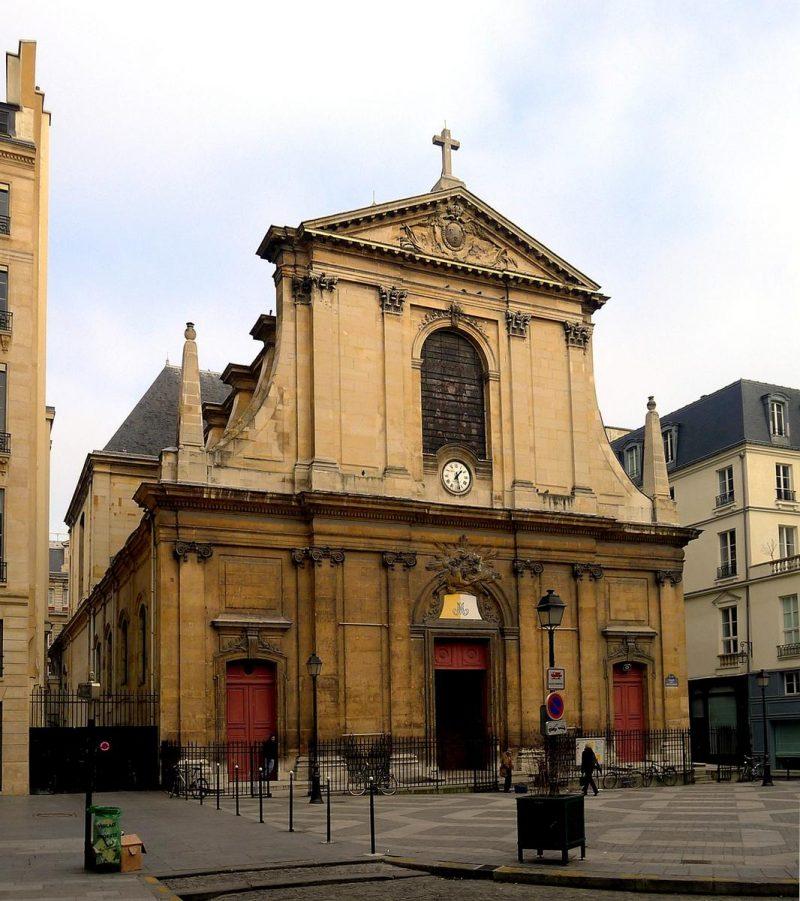 Базилика Нотр-Дам-де-Виктуар5