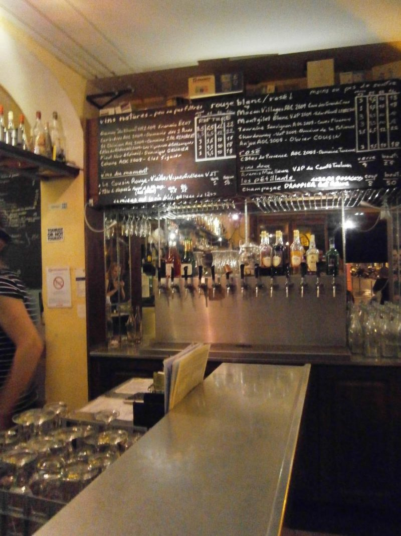 Винная La Cave Café2
