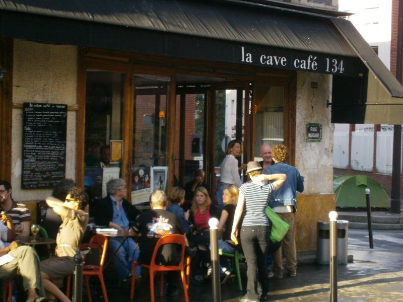 Винная La Cave Café3
