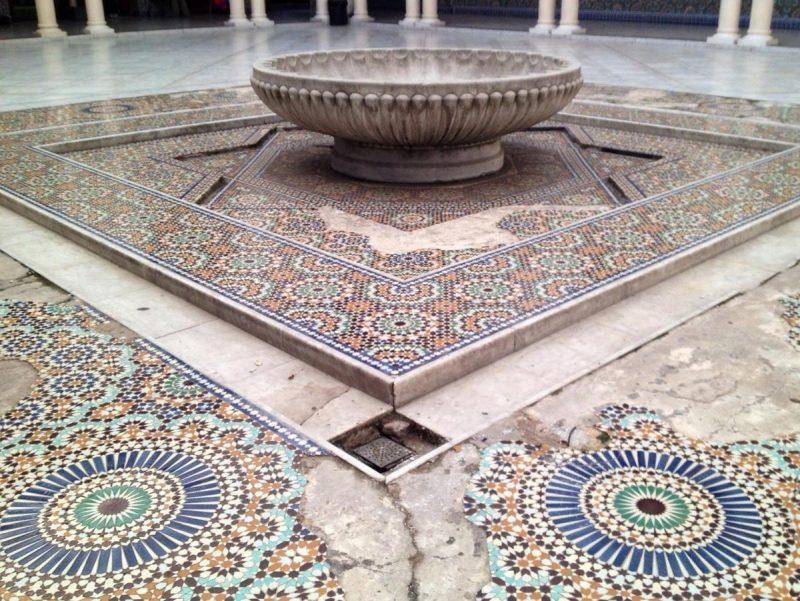 Парижская Великая Мечеть 4