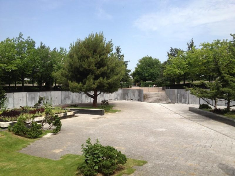 Парк Андре Ситроена6