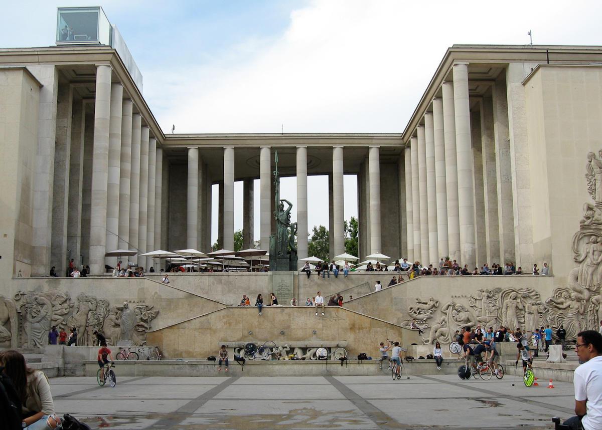 Музей современного искусства в париже доклад 6148