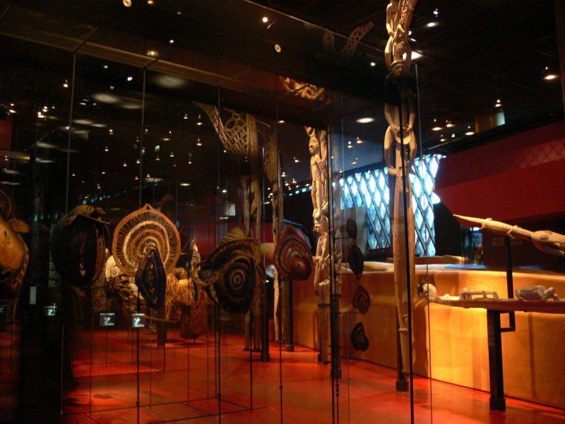 Музей на набережной Бранли 3