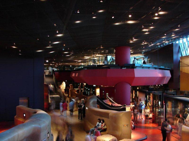 Музей на набережной Бранли 5