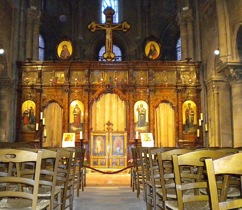 Церковь Сен-Жюльен-ле-Повр2