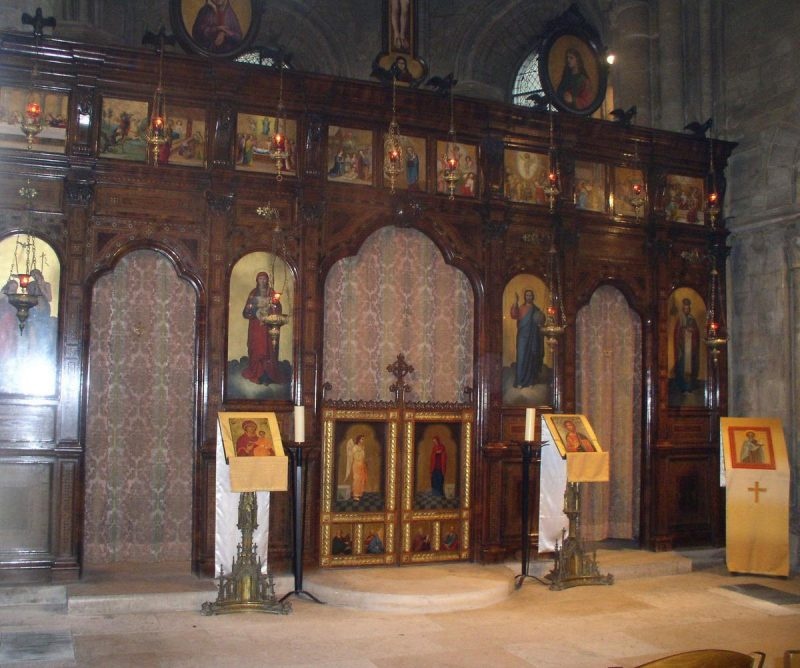 Церковь Сен-Жюльен-ле-Повр5