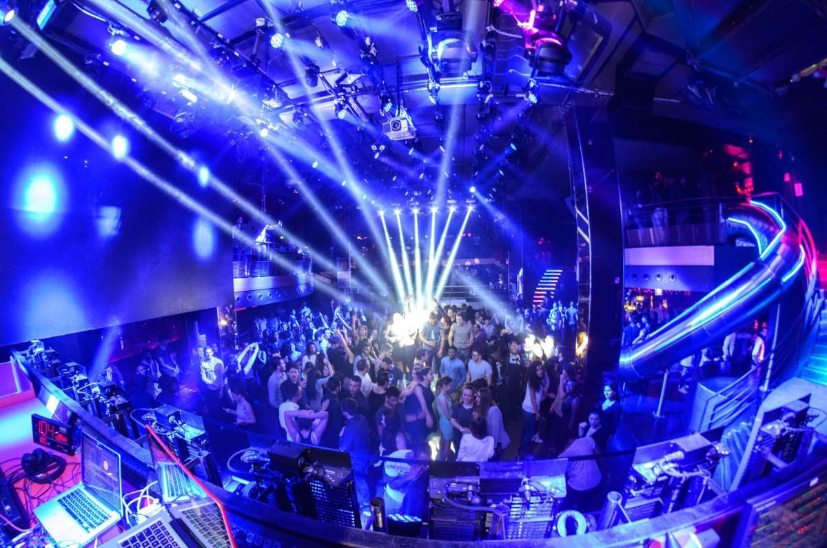 Ночной клуб с вип зоной популярные ночные клубы в киеве