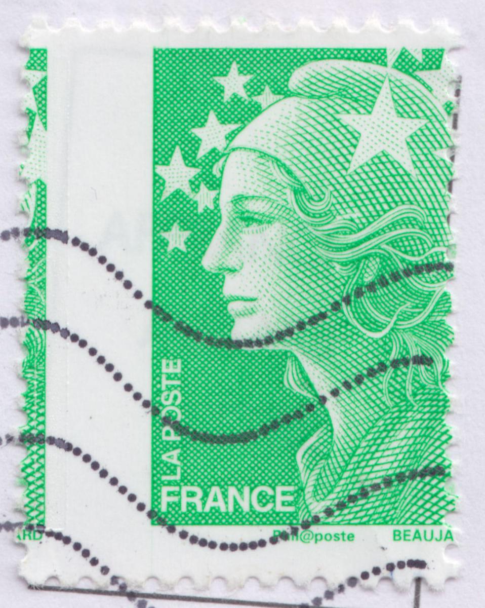 Отправить открытку из парижа