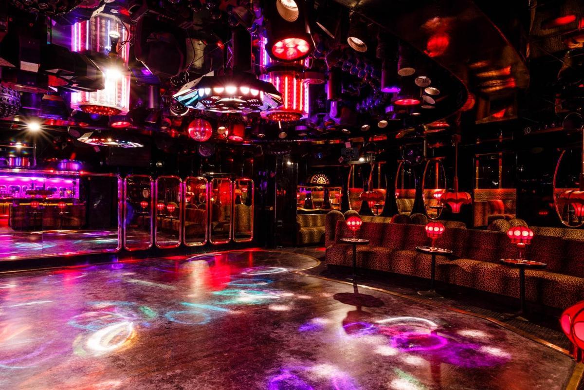 Латинский клуб ночной меню стриптиз бара